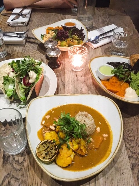 3 Vegan Restaurants I Love in London
