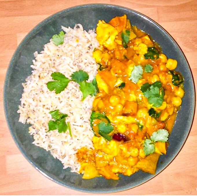 Foolproof Vegan Curry